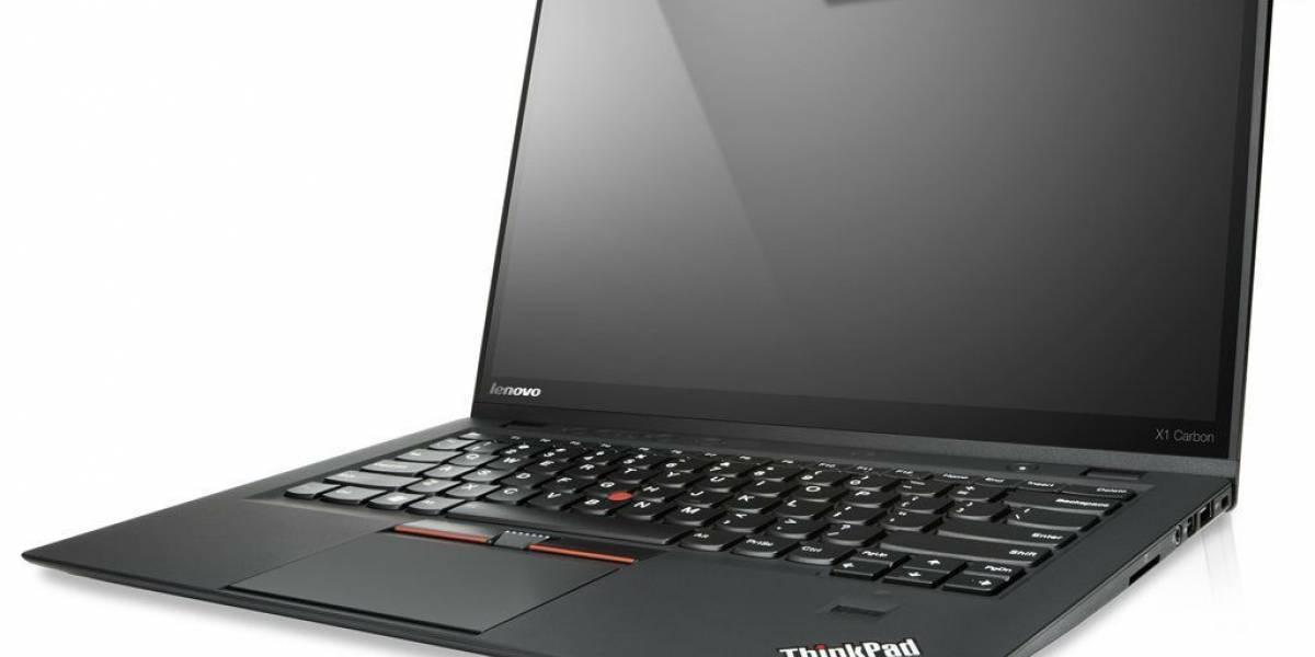 ThinkPad X1 Carbon de Lenovo recibe actualización de diseño que alarga vida de batería #CES2017
