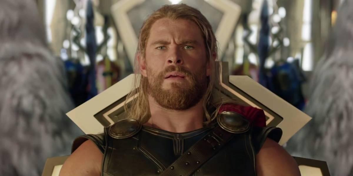 Lanzan primer trailer de Thor Ragnarok