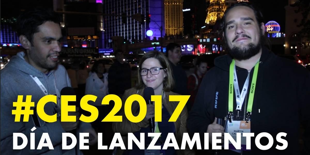 Las Vegas brilló con el primer día oficial de #CES2017 [FayerWayer TV]
