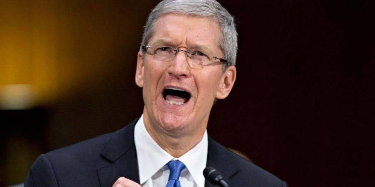 Alguien vio en la calle al vehículo autónomo de Apple