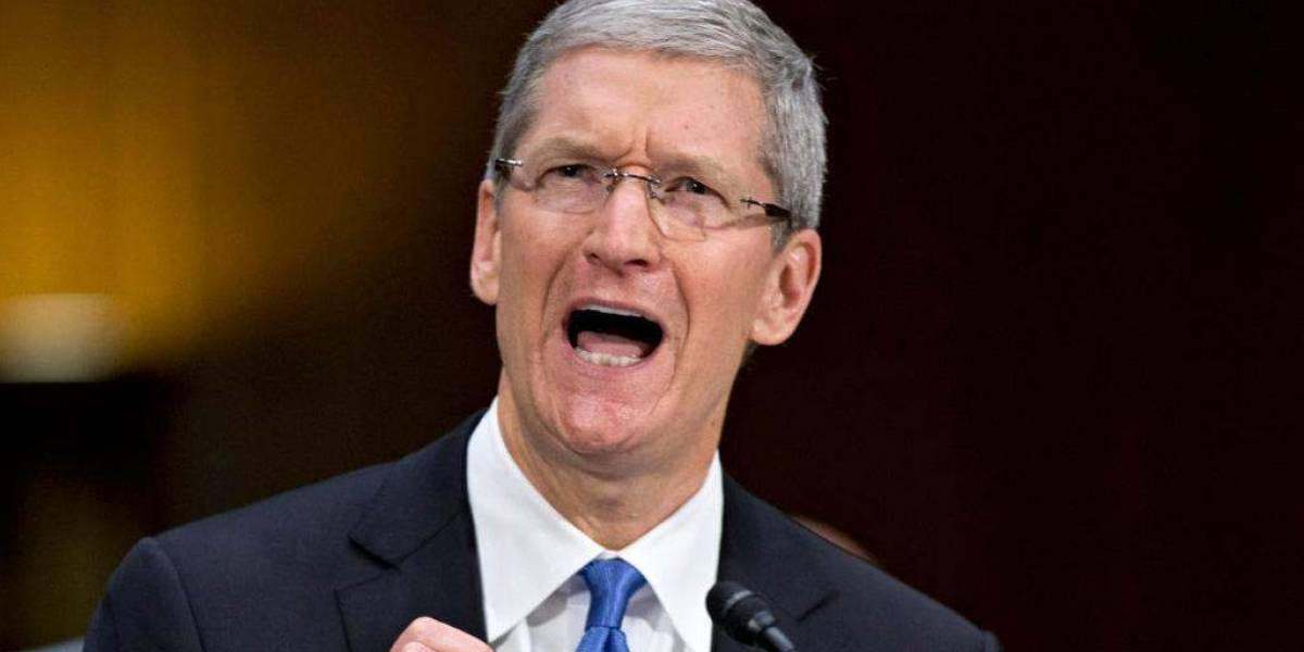 Tim Cook dice que la demanda de Apple contra Qualcomm era inevitable