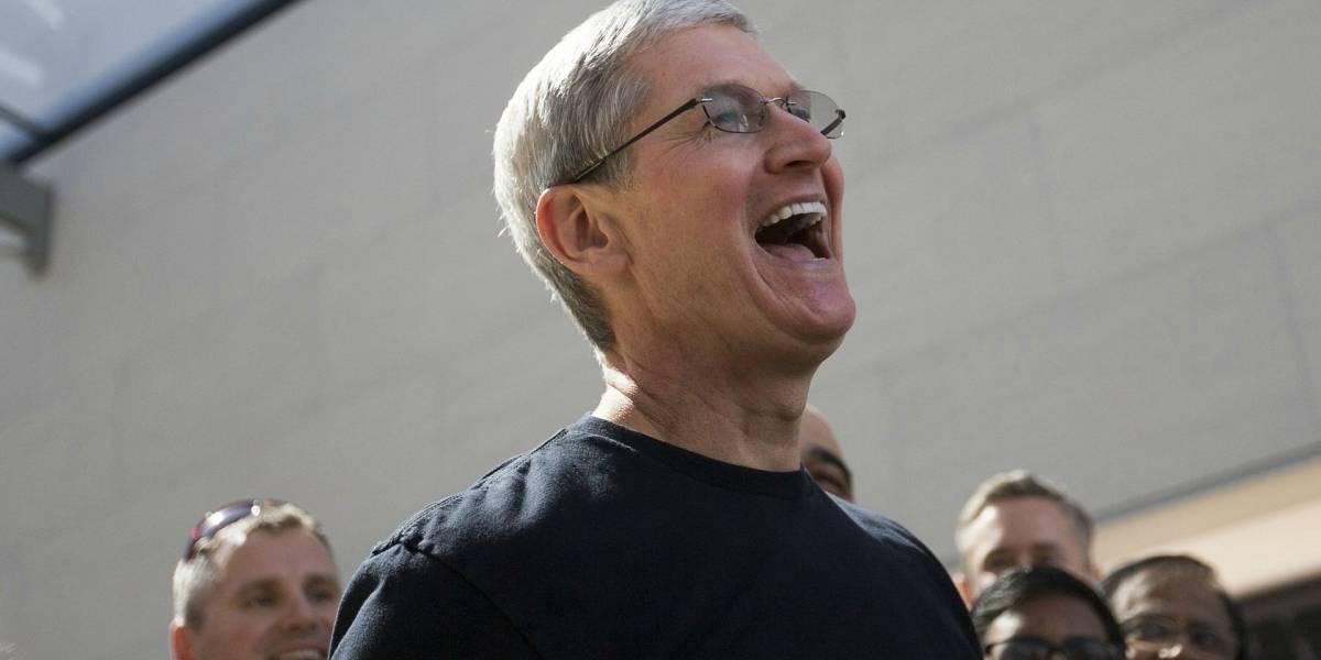 Google compra a Apple, según el Dow Jones