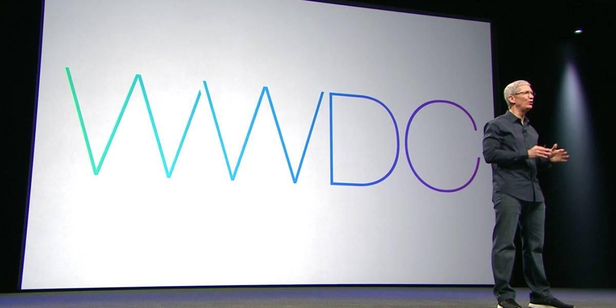 Apple anuncia detalles sobre la WWDC de este año