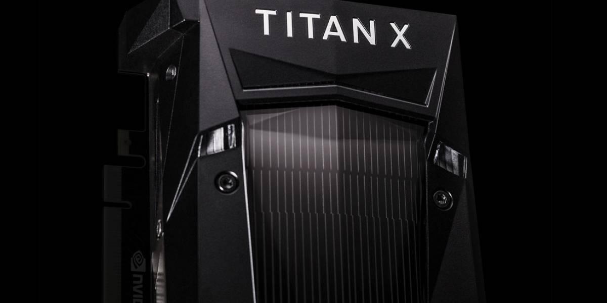NVIDIA Titan Xp es la tarjeta de video más poderosa del mundo