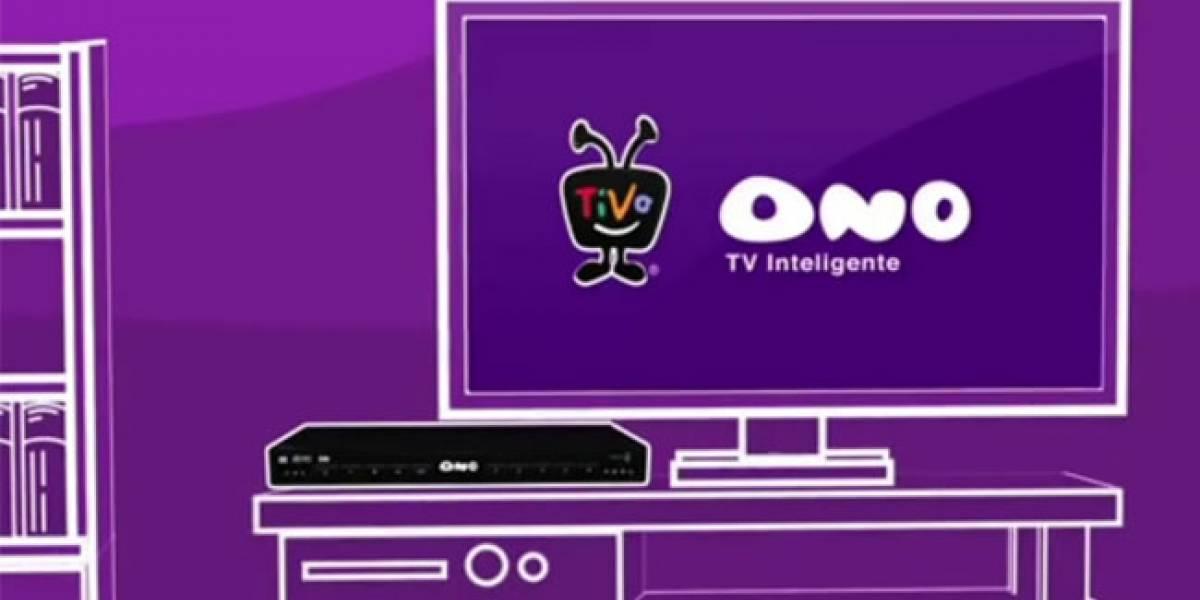 España: ONO ya ofrece TiVo en Madrid y Barcelona