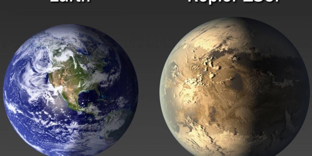 NASA descubre un planeta muy similar a la Tierra que podría albergar vida