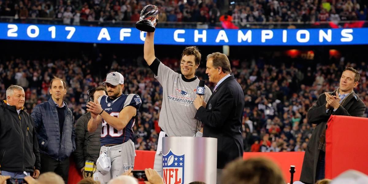 Patriots e Eagles vencem finais de conferência e jogarão o Super Bowl