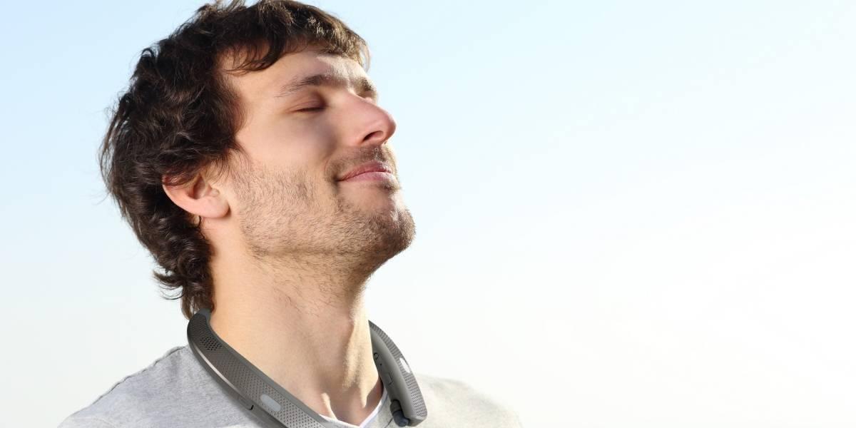 LG lanzará dos modelos de parlantes para el cuello en CES 2017