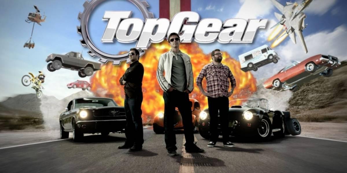 Top Gear USA ha sido cancelado