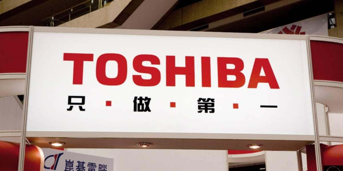 Toshiba venderá su división de chips para pagar deudas