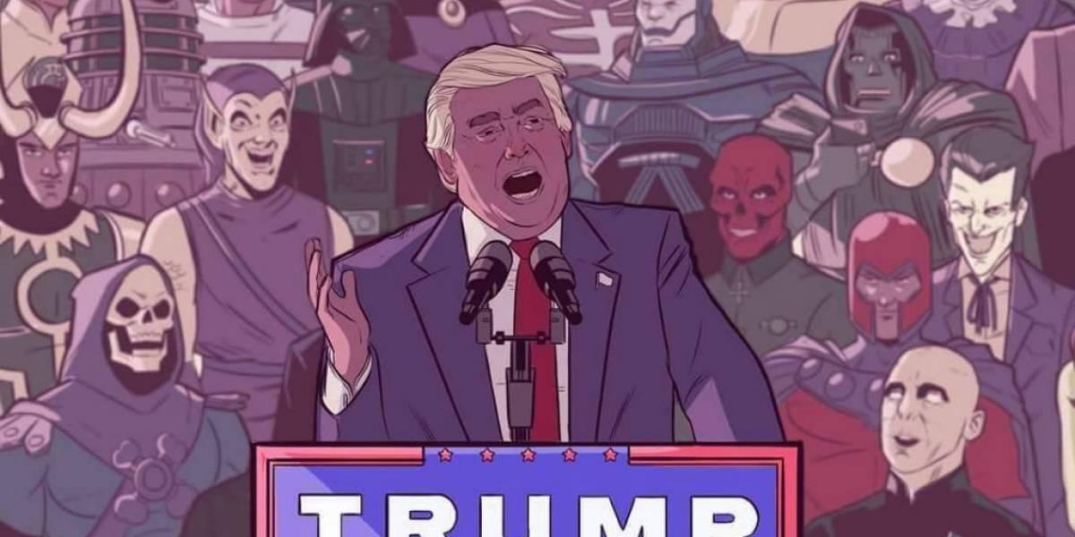 Colaboradores de campaña de Donald Trump toman control de su Twitter