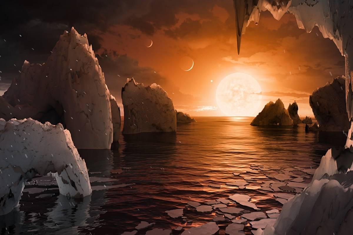 ¿Qué significa que hayan encontrado siete exoplanetas similares a la Tierra?