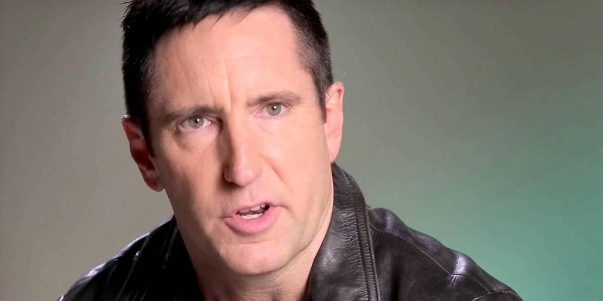 Trent Reznor dice que YouTube creció gracias al robo de contenidos