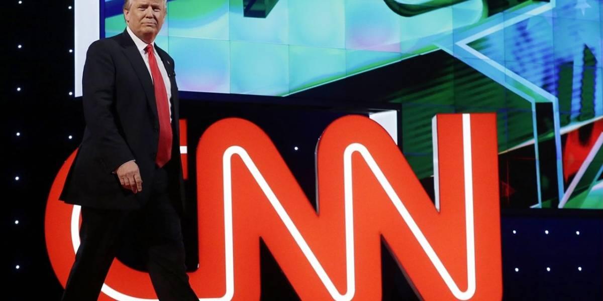 CNN descubre identidad del inventor de su GIF con Trump