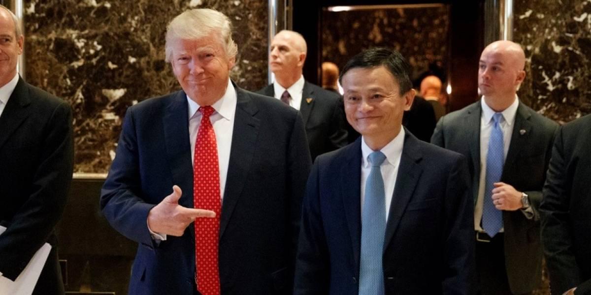Alibaba y los Estados Unidos llevarían a cabo un plan laboral para los ciudadanos norteamericanos
