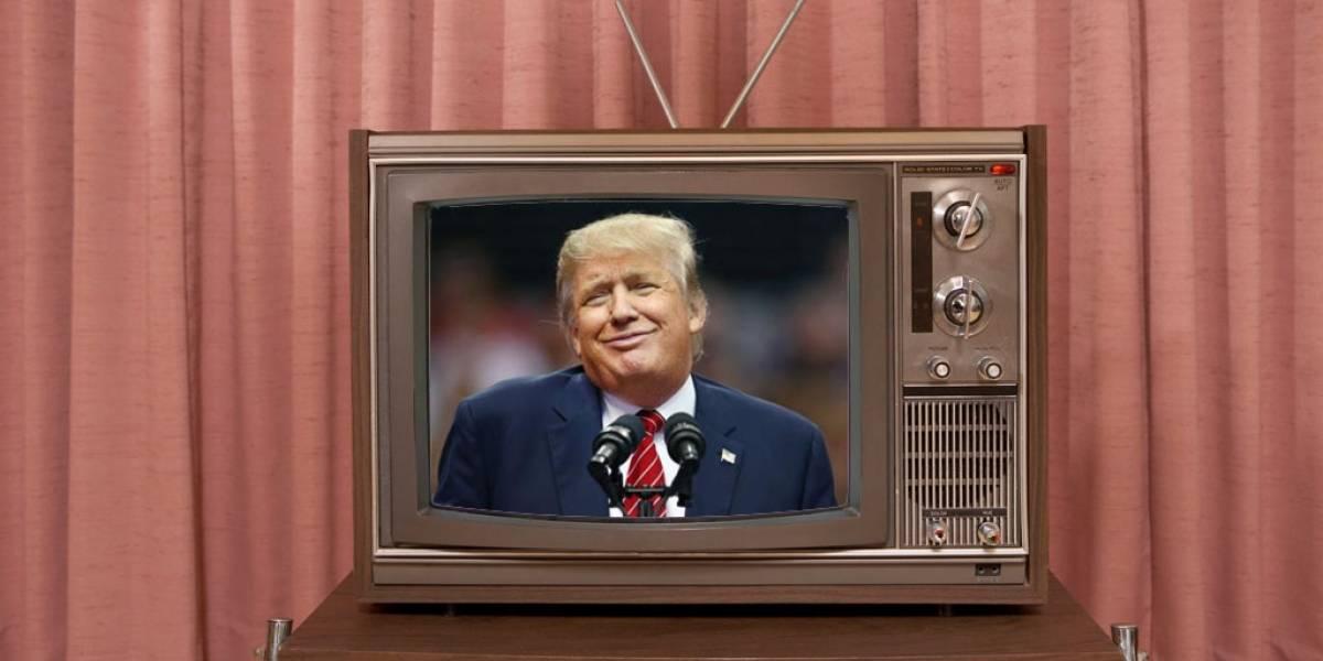 Donald Trump quiere lanzar su propio canal de televisión