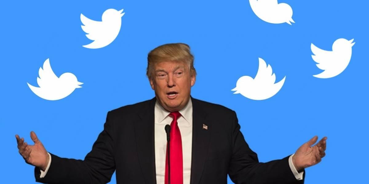 El que borró la cuenta de Twitter de Donald Trump ya no trabaja en Twitter
