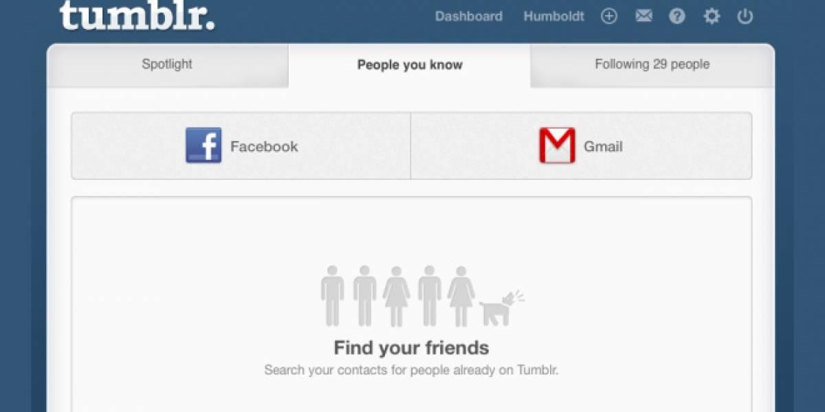 Otro más que cae: Twitter le quita los permisos a Tumblr