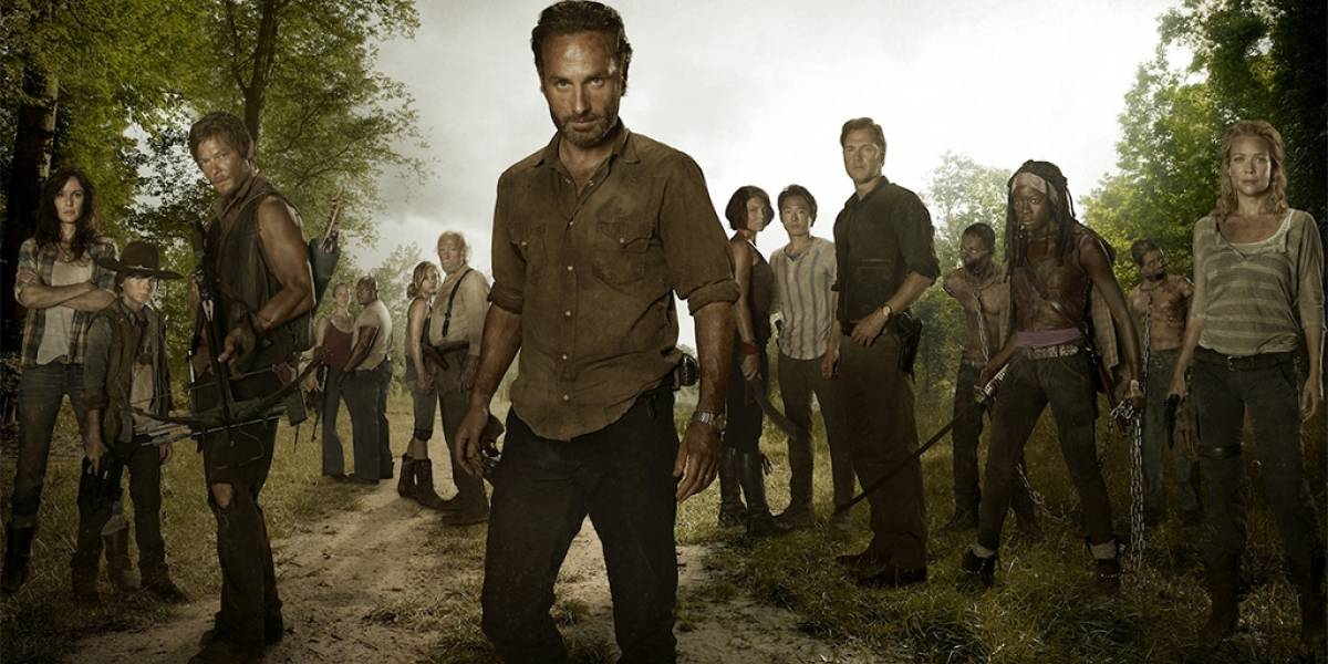 Serie televisiva de The Walking Dead terminará diferente al cómic
