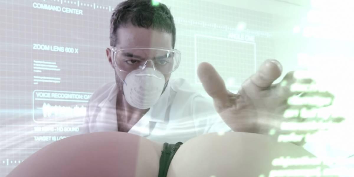 Pornhub venderá trasero sintético para utilizarlo con aplicación de realidad virtual [NSFW]