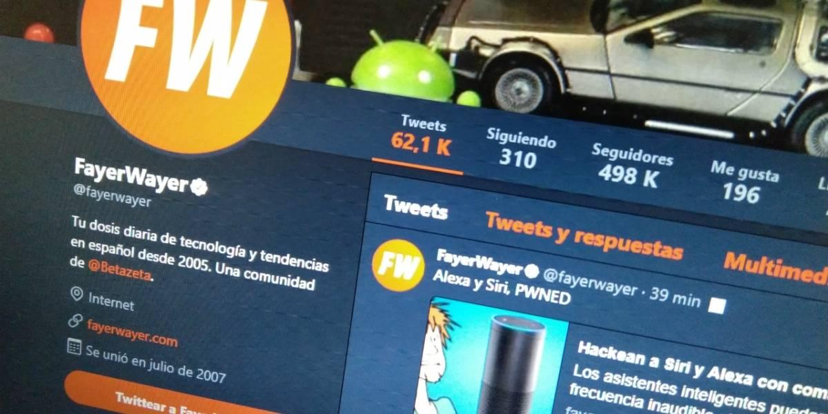 Twitter finalmente introduce el modo nocturno para la web