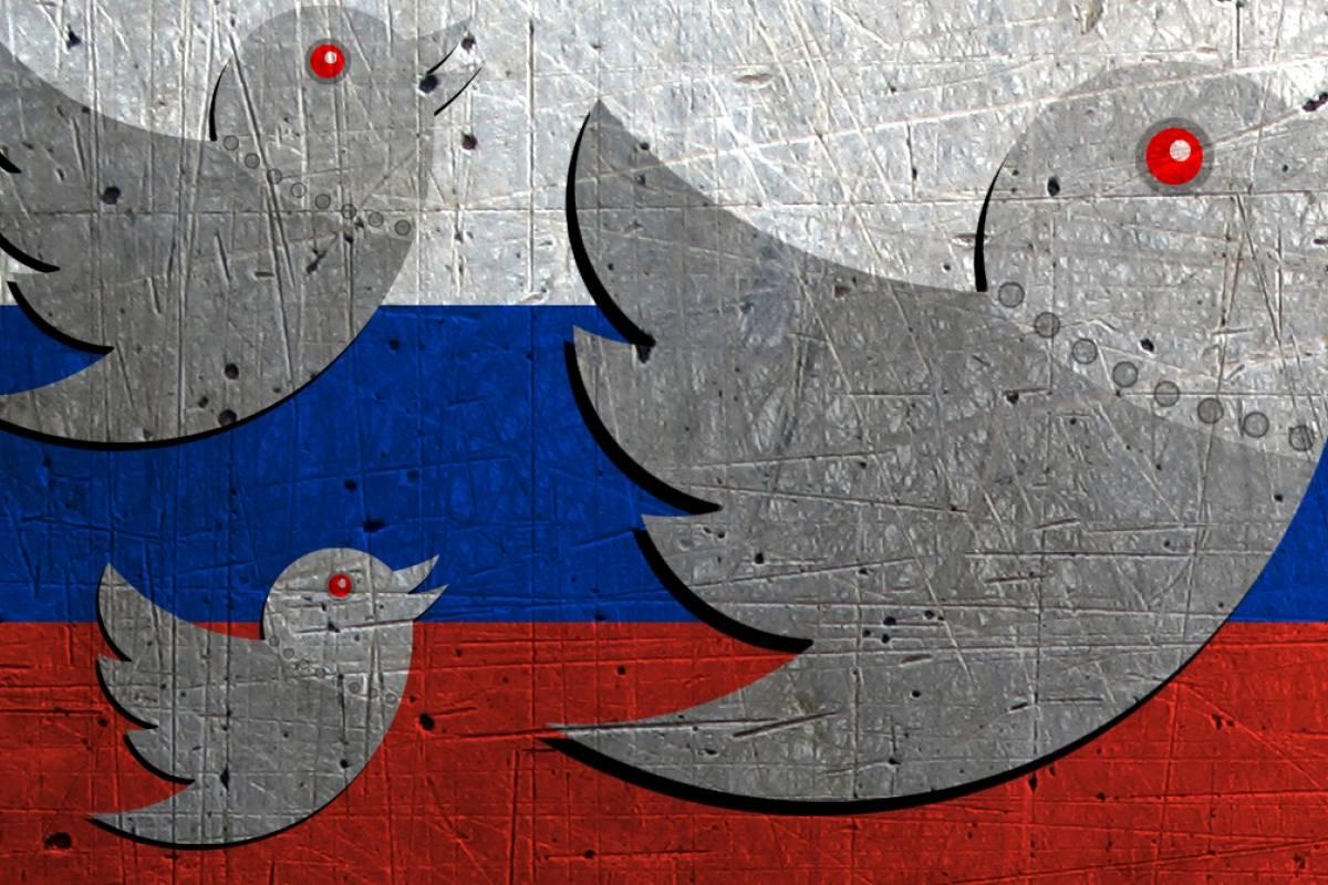 Twitter empieza a eliminar bots rusos ligados a propaganda