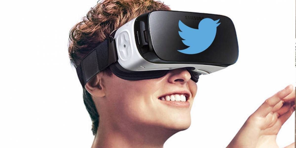 Twitter forma una división de Realidad Virtual y Realidad Aumentada