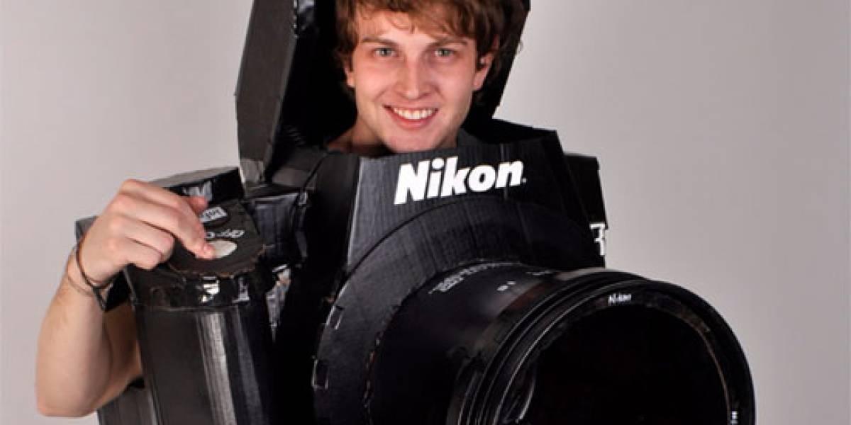 Si te gustan las cámaras reflex ésta es una buena opción para Halloween