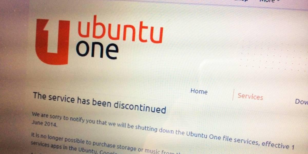 Canonical anuncia el cierre de Ubuntu One