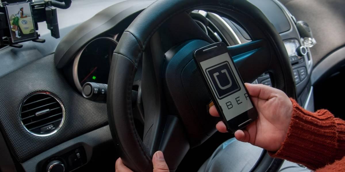 Uber oficializa servicio para las regiones de Valparaíso y Biobío