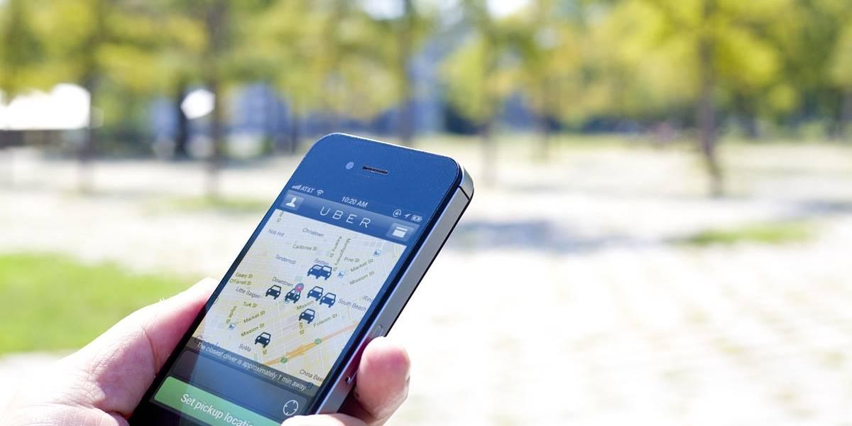 Ciudad de Bruselas prohíbe el uso de Uber para transportar gente