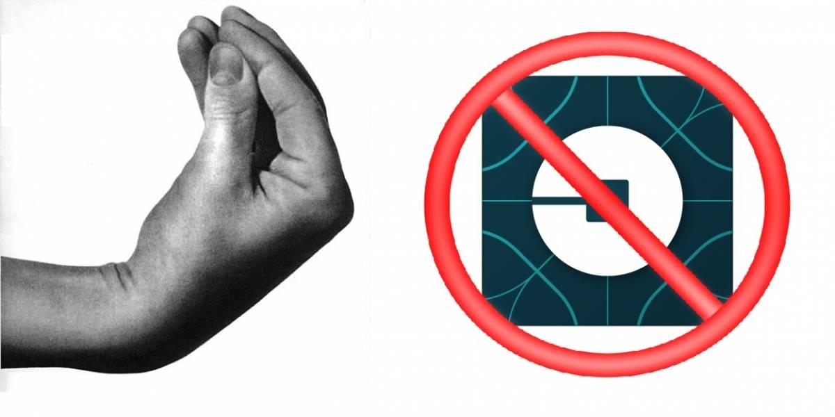 Italia prohibió a Uber en toda la nación