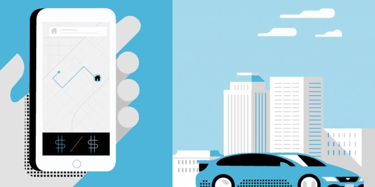 Uber Chile introduce su nuevo sistema de Tarifa por Adelantado