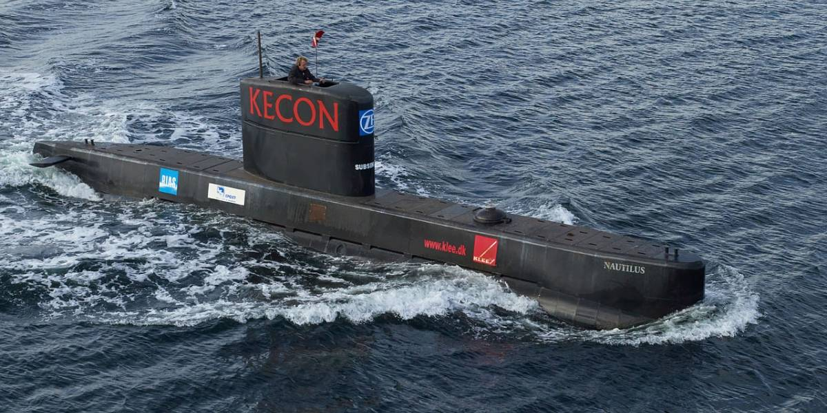 Editora de Wired fallece en confuso incidente de submarino financiado en crowdfunding