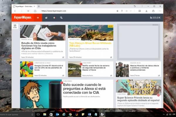 258717905 Este es el verdadero UC Browser UWP para Windows 10