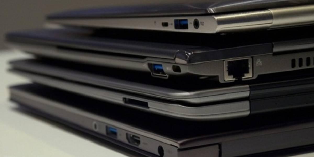Fabricantes de Ultrabook se ven forzados a pasar de aluminio a plástico por culpa de Apple