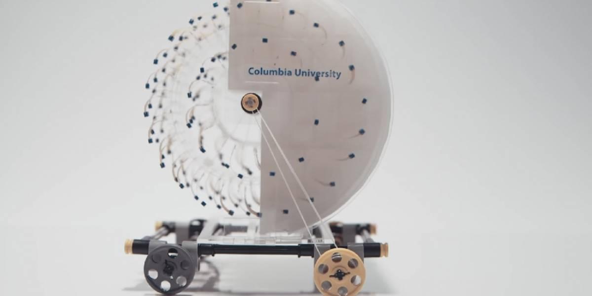 Universidad de Columbia crea motor impulsado solo por vapor