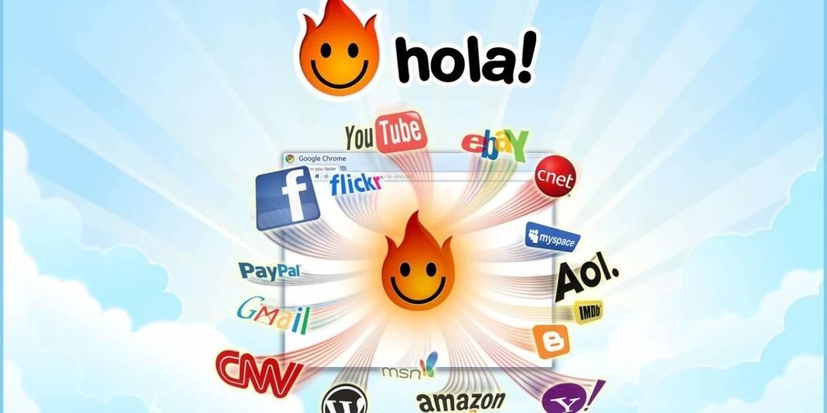 Botnet está usando la extensión Hola! para atacar 8chan usando tu ancho de banda
