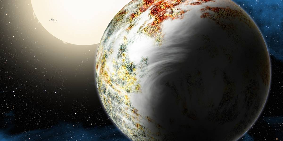 Descubren un planeta 17 veces más pesado que la Tierra