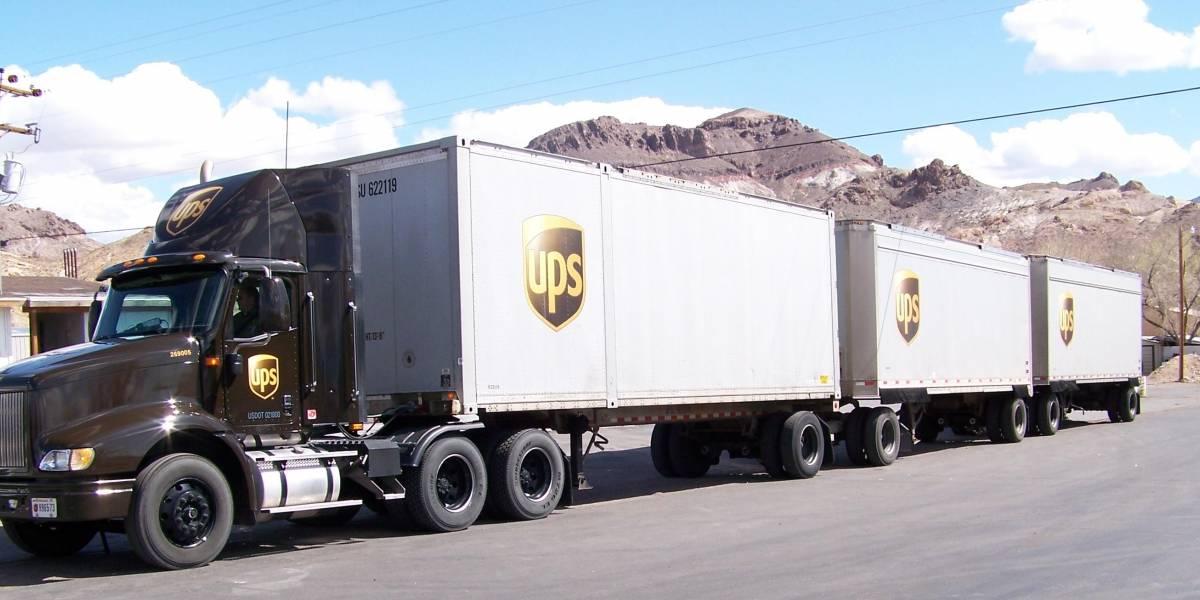 UPS encontró la fórmula para ahorrar millones en combustible