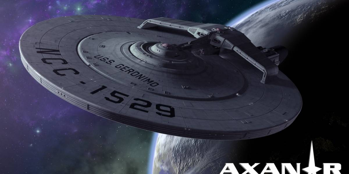 Astronauta real se une al reparto del fan film de Star Trek