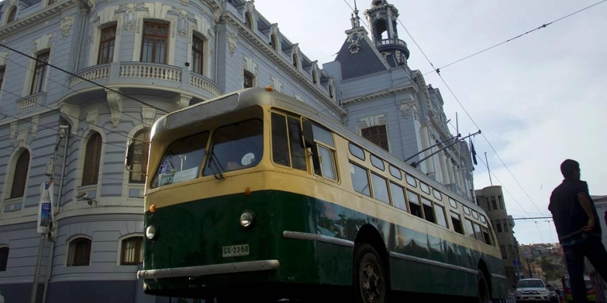 Valparaíso comienza implementación de sistema Google Transit