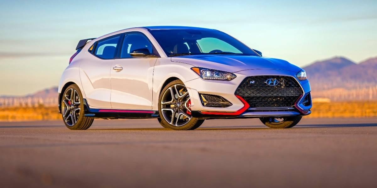 Hyundai revela el poderoso Veloster N