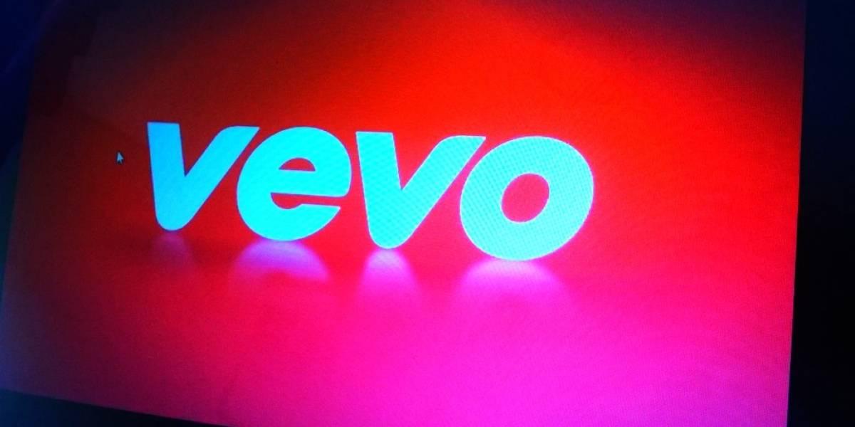 VEVO ya suma visitas mensuales por más de 6.000 millones