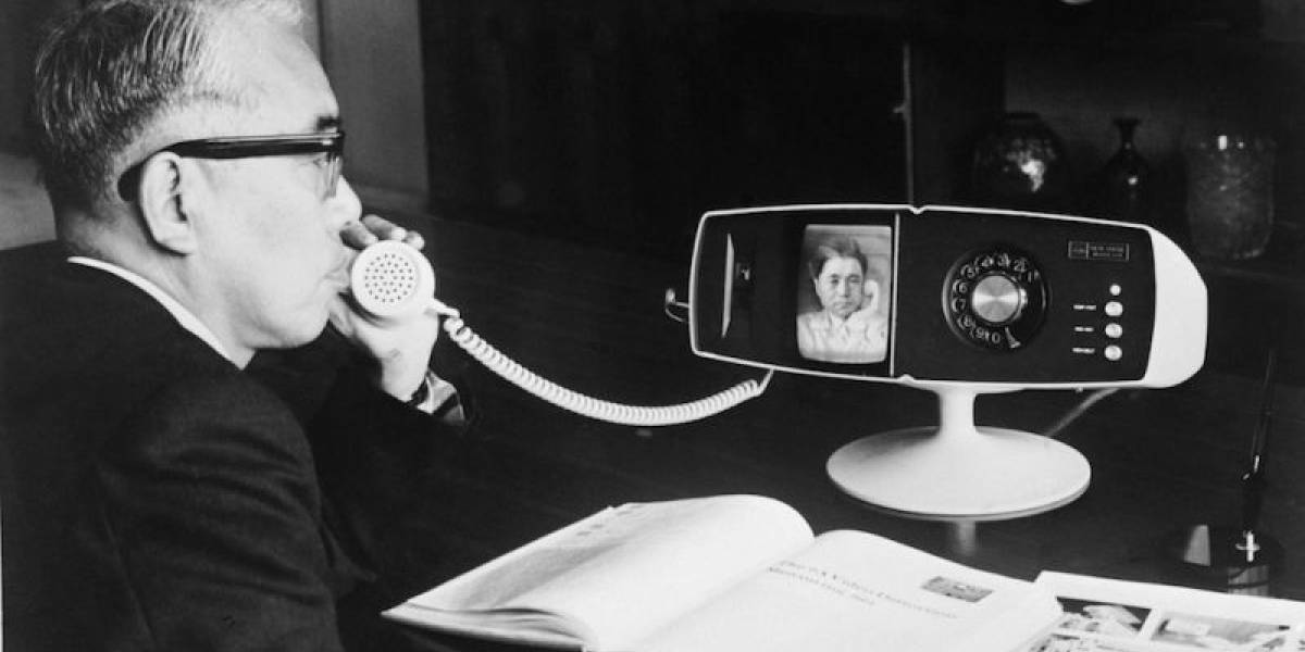 Hoy se cumplen 90 años de la primera videollamada de la historia