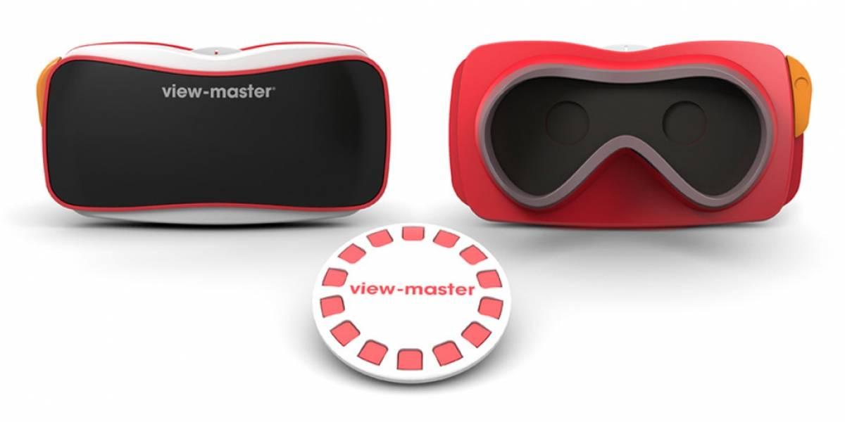 Google y Mattel lanzarán sistema de realidad virtual