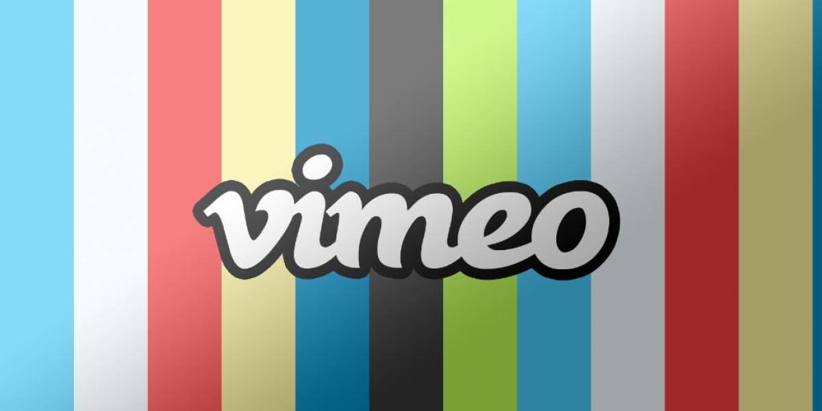 Vimeo lanzará su propio servicio pagado de streaming