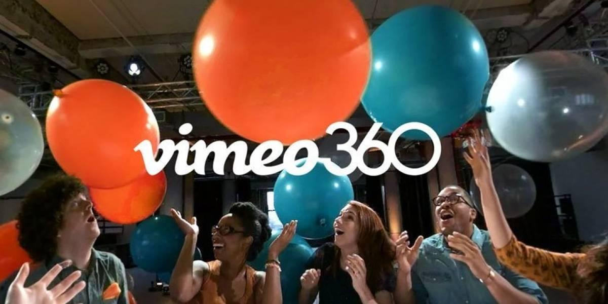 Desde hoy Vimeo incluye soporte para video en 360°