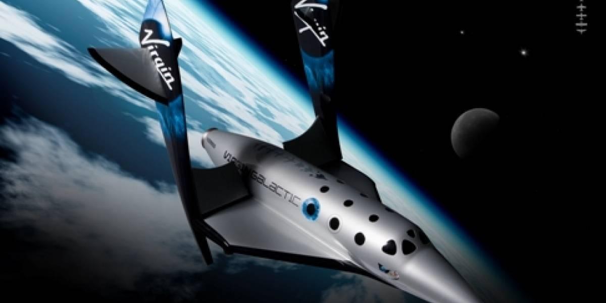 Una familia de Singapur serán los primeros turistas espaciales de Virgin
