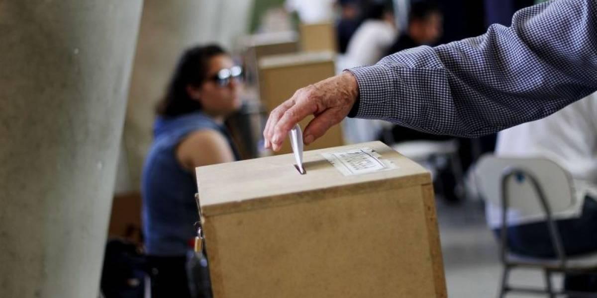 Así funciona la red para gestionar las votaciones en Chile